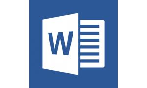 Word 2007 – Mail Merge Workshop